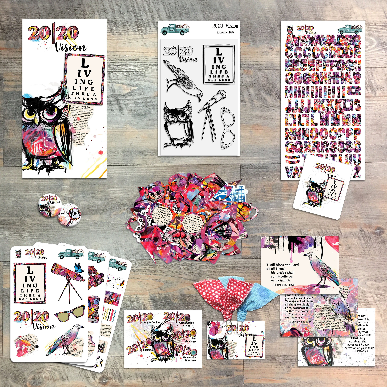 BTW4G Devotional Kits