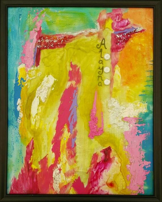 Paint Gem Art Custom
