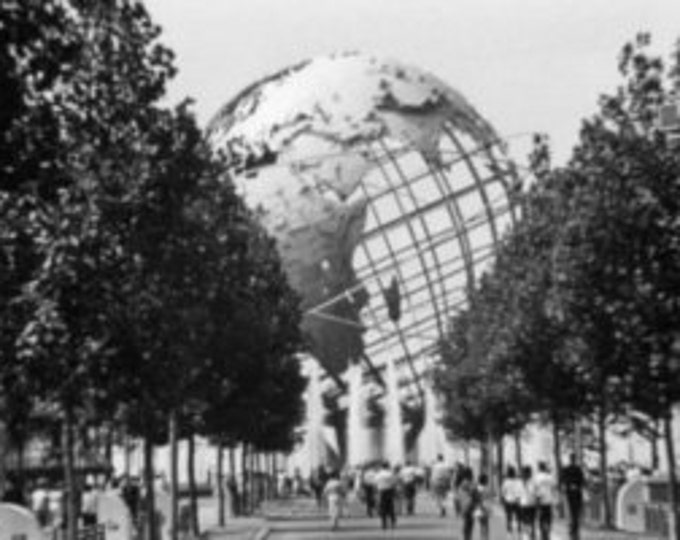 D0154 = New York World's Fair  (July 1964)