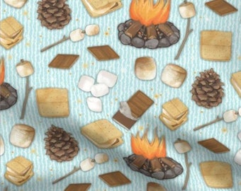 Roasted Marshmallows Bandana
