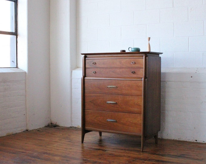 Drexel Projection Highboy Dresser