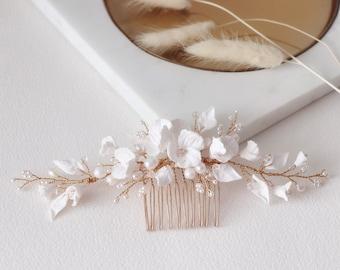 Summer meadow Hair Comb, Wedding hair Comb, bridal accessories, bridal headpiece, bridal hair piece, wedding comb, bridal hair accessories