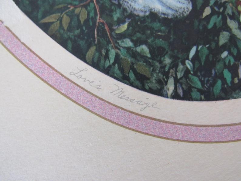 """Marcel Le Boulte """"Love's Message"""" By"""