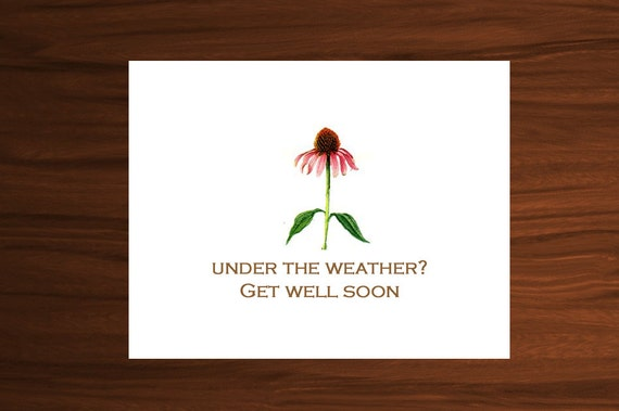 Get well soon get well cards get well greeting card get etsy image 0 m4hsunfo