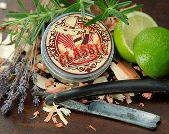 Dr. Jon's Clasic Vol. 2 Vegan Shaving Soap