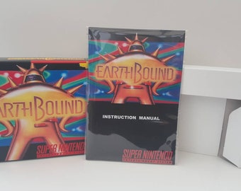 Earthbound | Etsy