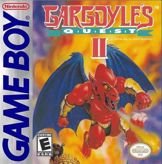 gargoyles quest gameboy ios