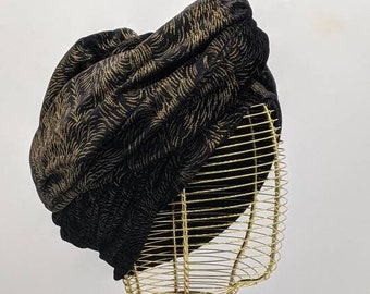 Velvet turban; Glamorous Velvet headwrap; Velvet headwrap