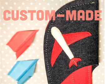 Custom-Made Color Combination and Patch