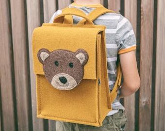 Curcuma Yellow Kids' Backpack