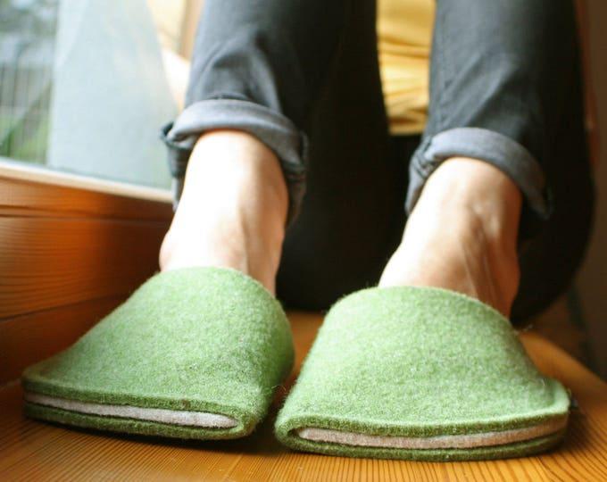 Japanese Slippers - Slippers for Women - Wool Slippers