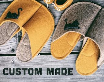 Custom-Made Slippers