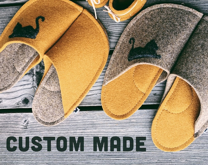 Custom Slippers - Personalized Slippers - Personalized Gift