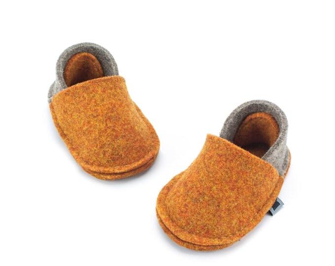 Boho Slippers - Boho Baby - Toddler Slippers