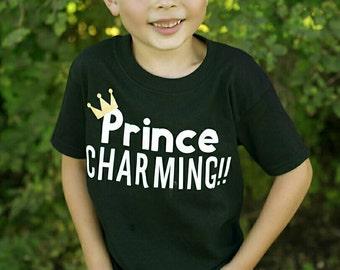 Prince Charming Tshirt