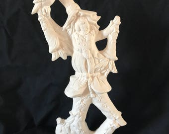 Large scarecrow statue-ready to paint