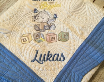 Patchwork Baby Blanket Pink Color Home decor Patchwork Blanket Handmade Cotton Quilt Mother Gift Personalized gift Baby Shower Gift