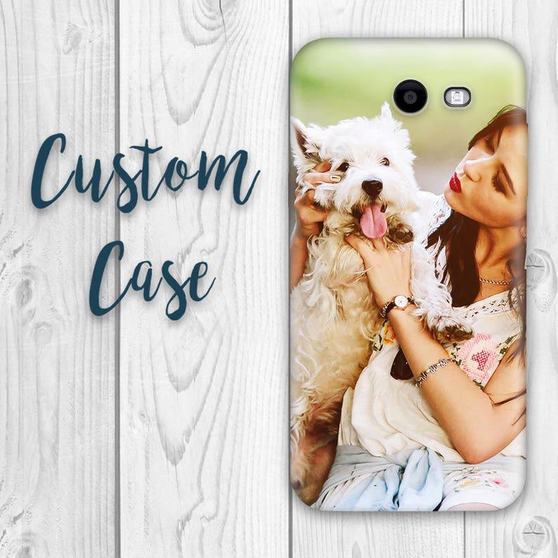 pretty nice 1ec14 75799 For Samsung Galaxy J3 Emerge Case/ J3 Prime/ J3 Eclipse/ J3 2017 / J3 Luna  Pro/ Sol 2/ Amp Prime 2/ Express Prime 2/ Custom Photo Case