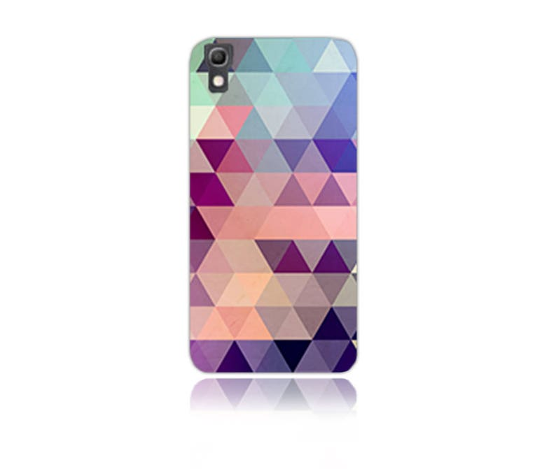 new style c75ca bc352 Alcatel Idol 4 Case (Not for Alcatel Idol 4S) - Alcatel 6055A Case #Cotton  Candy Design Hard Phone Case