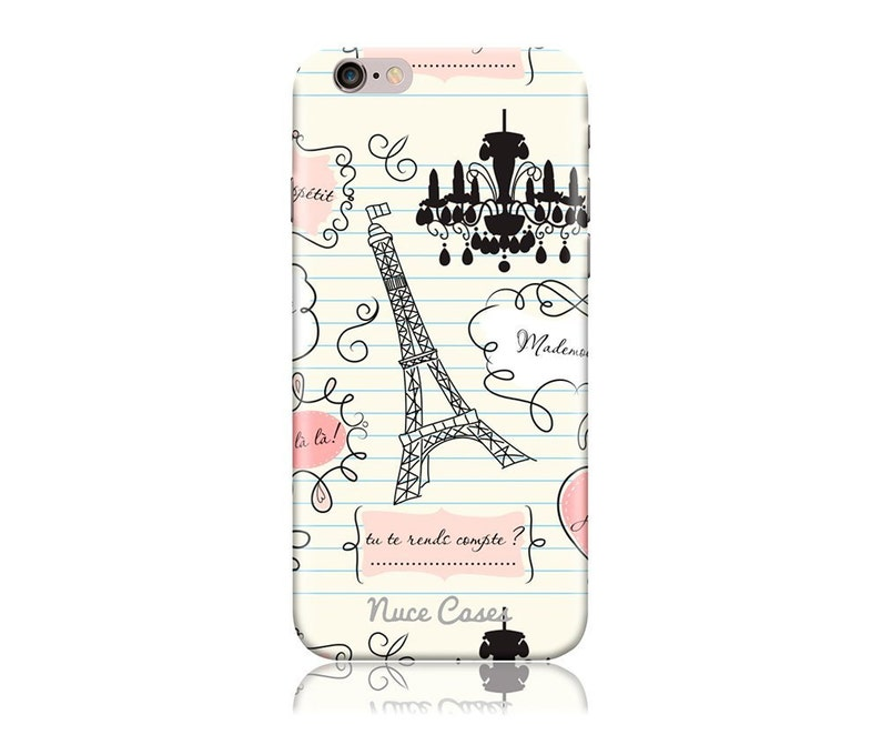 LG V20 Case - VS995 H990 LS997 H910 H918 US996 #When in Paris Cool Design  Hard Phone Case