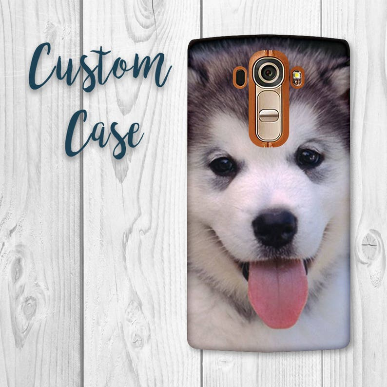check out 13a5f 79cd9 LG G4 Case Custom Photo Case, Design Your Own Personalized Case,  Monogrammed Phone,,Fathers Day Gift