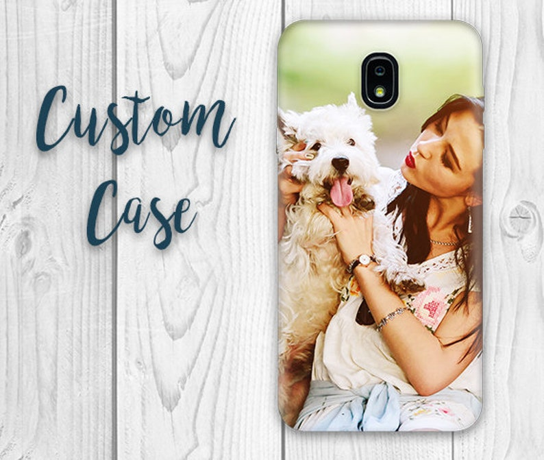 buy popular 136cf b15e0 For Samsung Galaxy J7 2018 Case / Crown / J7 Refine Case / J7 V 2nd Gen /  J7 Star / SM J737 / SM-J720 #Custom Photo Case -Personalized Case
