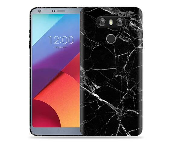 566e19b65618d3 LG G5 Case Black Marble Cool Design Hard Phone | Etsy