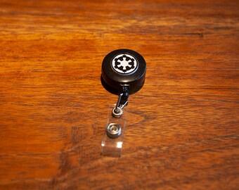 Star Wars Imperial Cog Badge Pull Palpatine Sith Emperor Darth Vader New Order Imperium Jedi FIrst Order Kylo Ren Dark Side 501st Death Star
