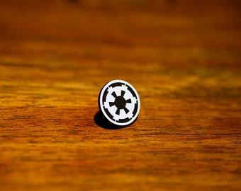 Star Wars Pin Imperial Cog Palpatine Sith Emperor Darth Vader New Order Imperium Jedi FIrst Order Kylo Ren Dark Side 501st Death Star
