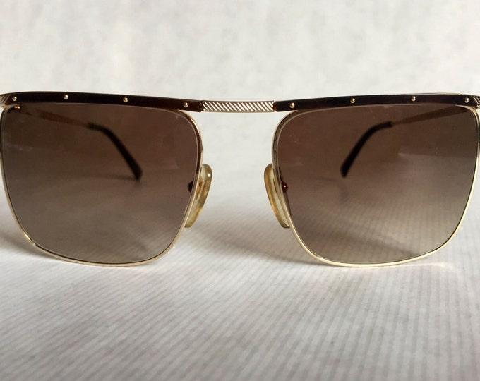 Dunhill 6056 Vintage Sunglasses Genuine Horn including Softcase & Box NOS