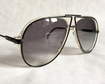9c21a9ef76a Cazal 622 Col 163 Vintage Sunglasses Made in West Germany New Old Stock