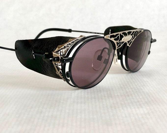 Kansai Yamamoto KY088E Vintage Sunglasses – New Old Stock – Full Set