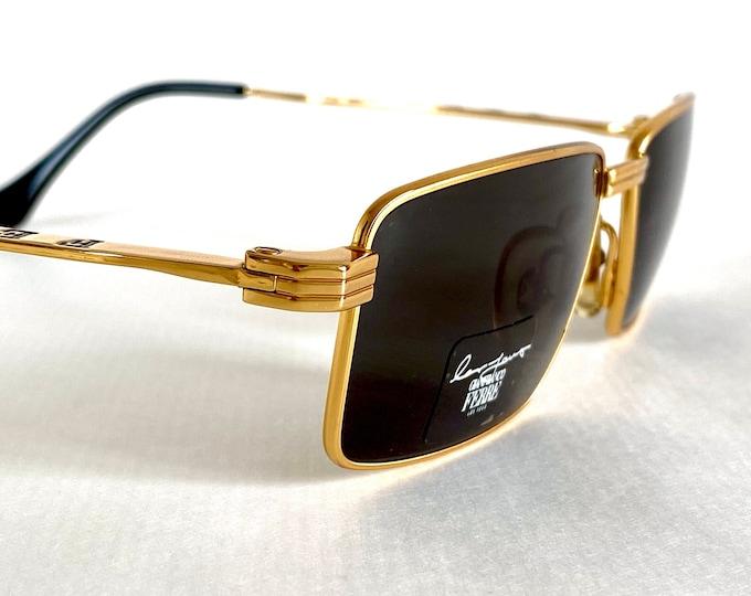 Vintage 1980s Gianfranco Ferre GFF 265/S Sunglasses – Including Ferre Case – New Old Stock