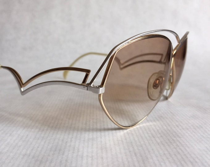 Zollitsch Prinzess Vintage Sunglasses Made in West Germany New Old Stock