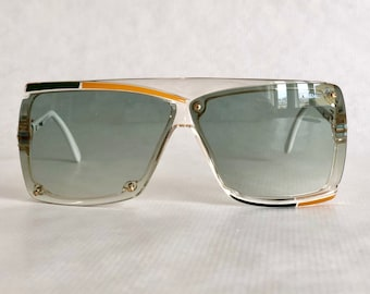 1e2db07277b Cazal 859 Col 246 Vintage Sunglasses – New Old Stock – Made in West Germany  – including Cazal Pen