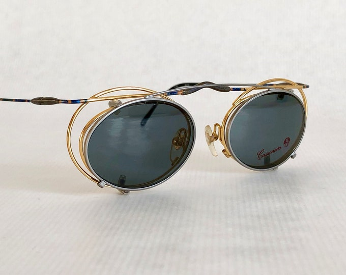 Casanova Taxi LC 38 Clip-On Vintage Sunglasses – New Old Stock