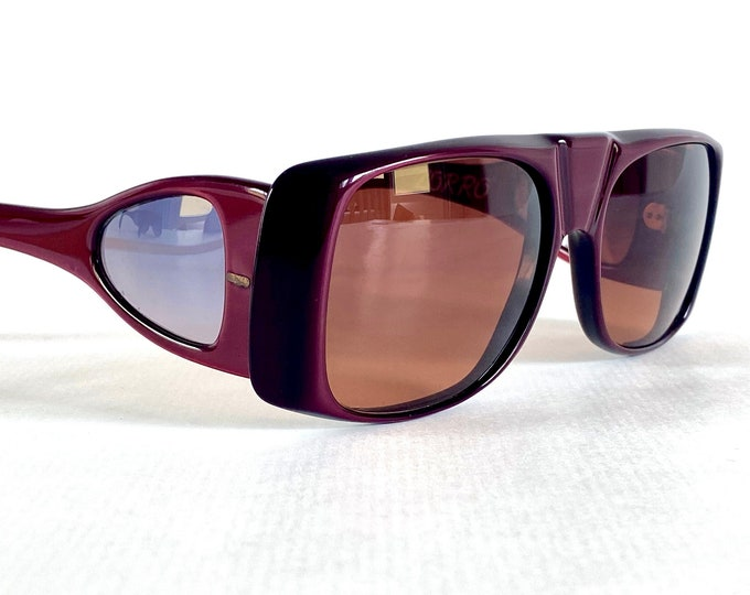 Vintage 1980s ULTRA Zorro Sunglasses – New Unworn Deadstock – Handmade in England