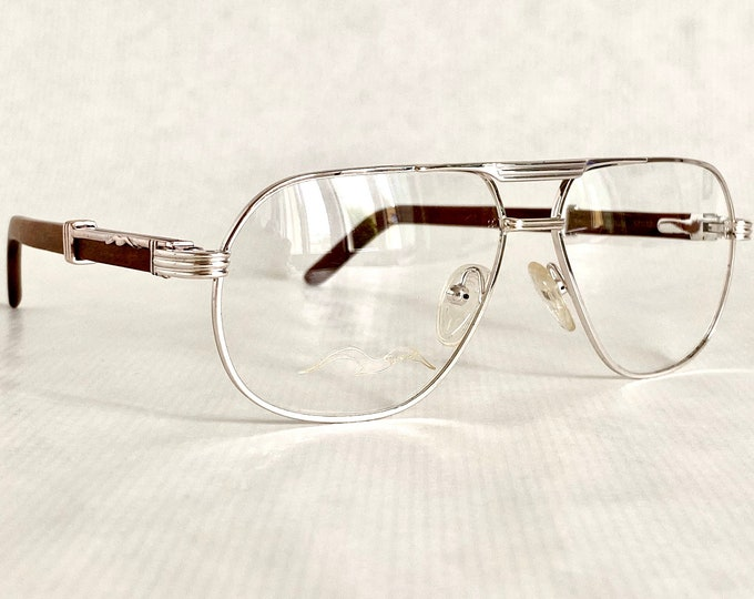 Seagull Kashab 03 Vintage Glasses – New Old Stock – Handmade in Italy