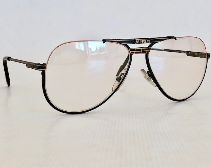 Ferrari F 3 Vintage Frames - New Old Stock - Made in Italy