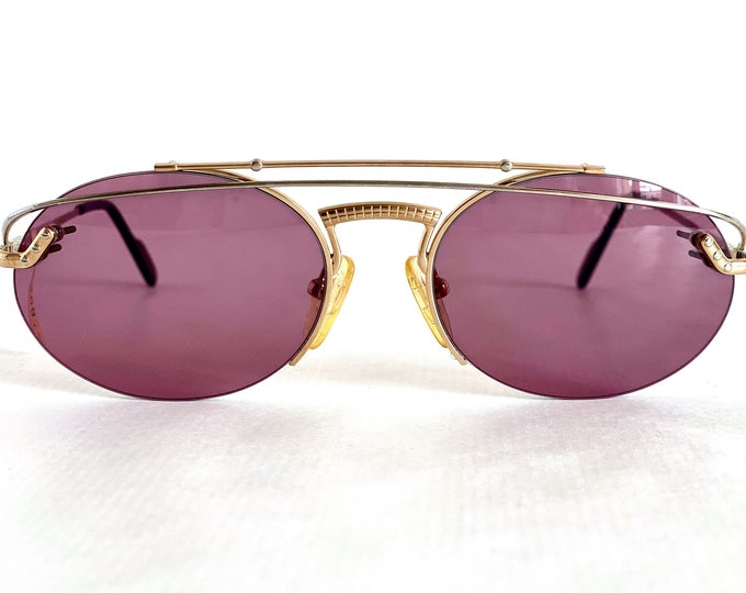 Vintage 1980s Alpina 2707300 Sunglasses – Made in West Germany – New Old Stock