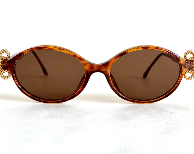 Vintage 1980s Christian Lacroix 7349 Sunglasses – New Old Stock – Made in West Germany