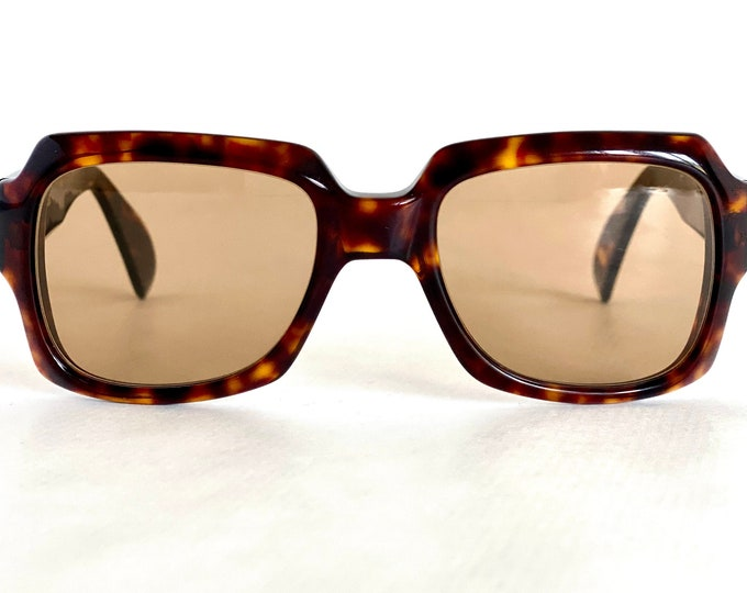 Vintage 1980s Zollitsch 249/404 Sunglasses – Made in West Germany – New Old Stock