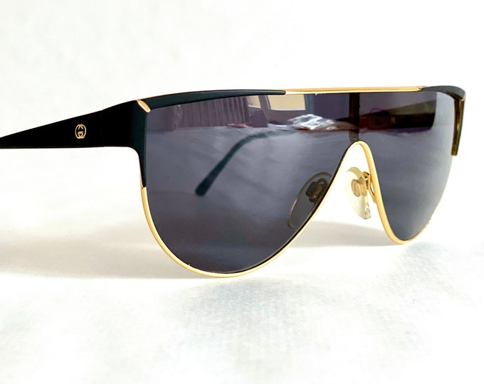 Vintage 1980s GUCCI GG 2210/S Sunglasses – New Old Stock