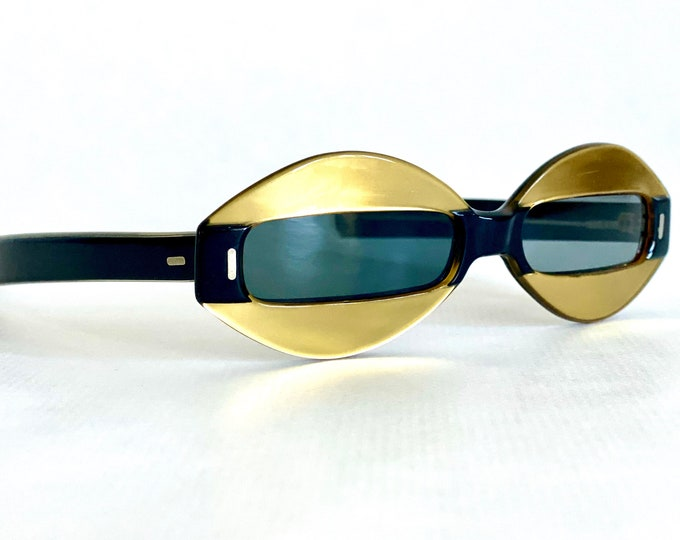 Solarite Vintage Sunglasses – Made in France in the 1970s – New Old Stock