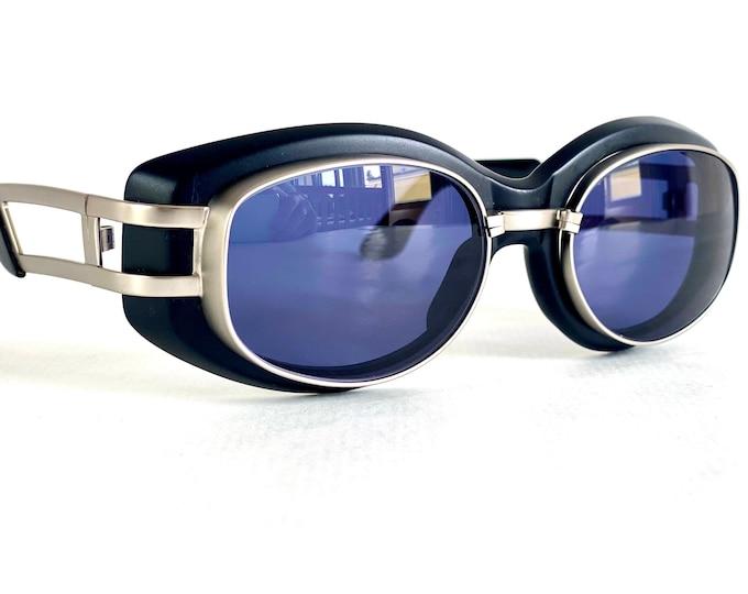 Vintage 1995 Yohji Yamamoto 52-6201 Sunglasses – New Old Stock – Made in Japan