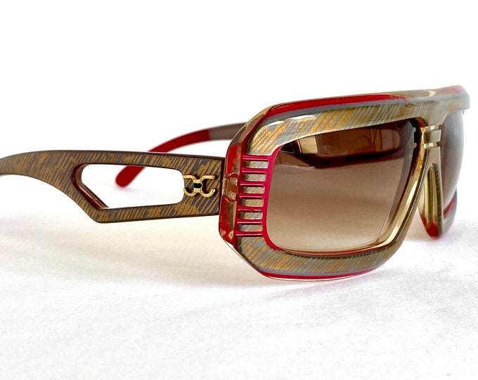 Claudia Carlotti Astragale Vintage Sunglasses – New Old Stock – Made in France in the 1980s