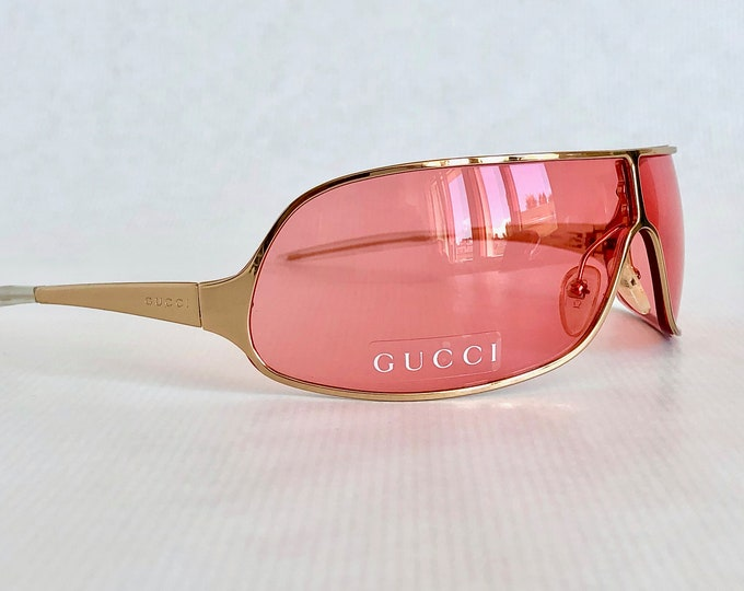 Gucci GG 1661/S Vintage Sunglasses – New Old Stock