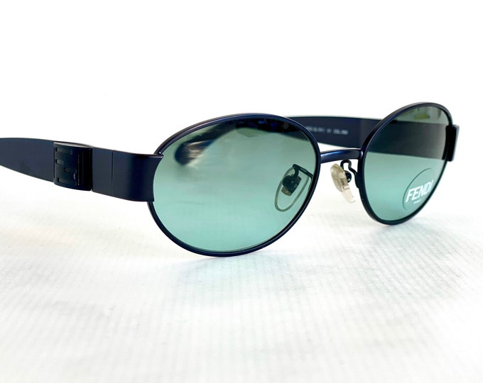 Fendi SL 7211 Vintage Sunglasses – New Old Stock – Made in Italy