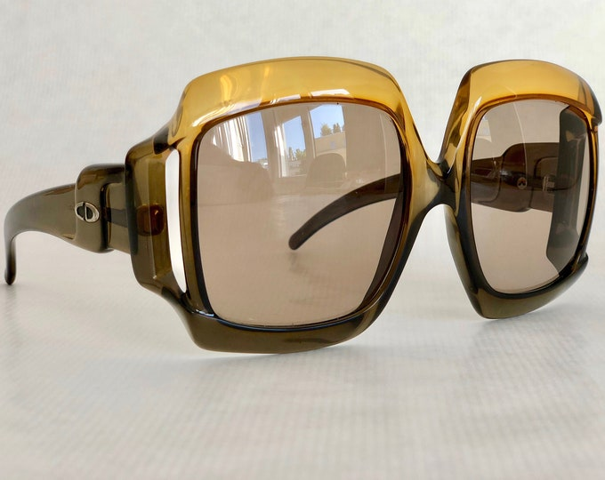 Christian Dior 007 Vintage Sunglasses - New Old Stock