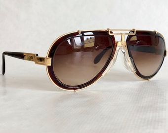 16a9296d28a3 Cazal 642 Col 97 624 Vintage Sunglasses – Made in West Germany – New Old  Stock – Including Cazal Cloth
